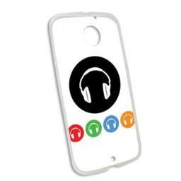 Motorola Moto X2 TPU hoesje DJ