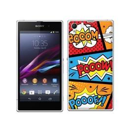 Sony Xperia Z1 TPU hoesje Pooof