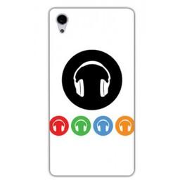 Sony Xperia Z2 TPU hoesje DJ