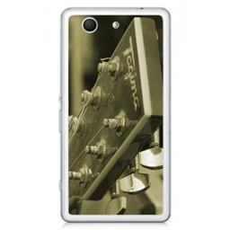 Sony Xperia Z3 Compact TPU hoesje Gitar