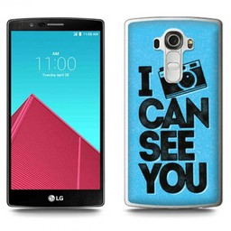 LG Optimus G4  I can see you