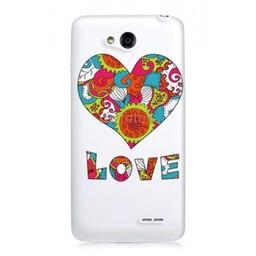 LG Optimus L90 TPU hoesje Love