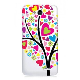 LG Optimus L90 TPU hoesje Three of Love