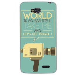 LG Optimus L90 Let's go travel
