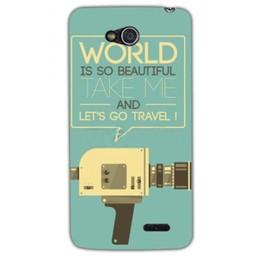LG Optimus L90 Let's go travel