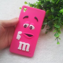 Sony Xperia Z3 siliconen hoesjes M&M Rose