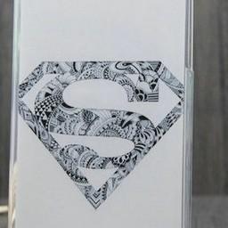 HTC Desire 816 TPU hoesje Superman Logo