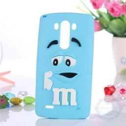 LG Optimus G3  M&M Blauw