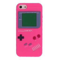 Iphone 5 (S)  Game Boy rose