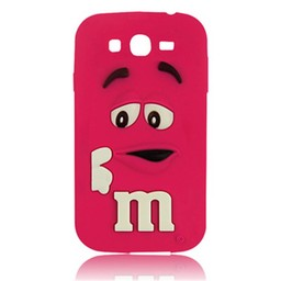 Samsung Galaxy Grand Neo siliconen hoesje M&M Rose