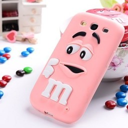 Samsung Galaxy J7 siliconen hoesjes M&M Rose
