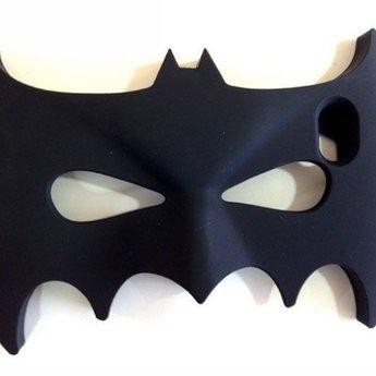 Iphone 4/4s Siliconen hoesjes Batman Mask