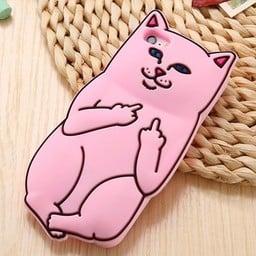 Iphone 5(S)   Rose kat