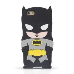 Iphone 6 (4,7 inch) siliconen hoesje Superhelden Batman