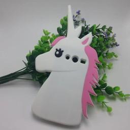 Samsung Galaxy Core 2 Siliconen hoesje Unicorn