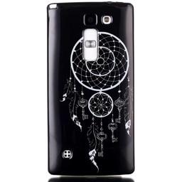 LG Spirit 4G LTE siliconen TPU Hoesje Droomvanger