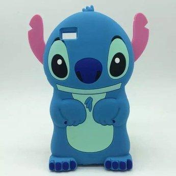 Huawei Ascend P8 Lite Siliconen hoesje Stitch