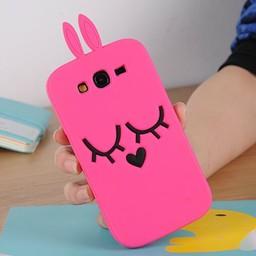 Samsung Galaxy Grand Neo/Grand Neo Plus siliconen hoesje Bunny