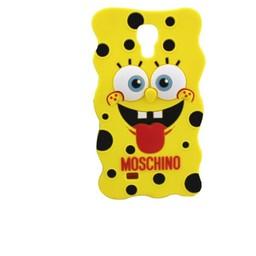 Samsung Galaxy S4 siliconen hoesje Sponge Bob