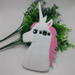 Samsung Galaxy J5 siliconen hoesje Unicorn