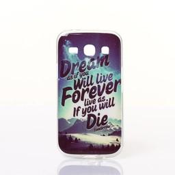 Samsung Galaxy Core Prime TPU hoesje Dream