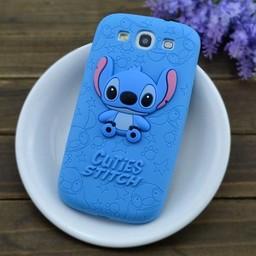 Samsung Galaxy Core Prime siliconen hoesje Stitch