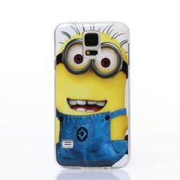Samsung Galaxy S5 TPU Hoesje Minion