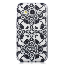 Samsung Galaxy Core Prime TPU hoesje Henna 2