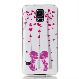 Samsung Galaxy S5 TPU Hoesje Under the Love Tree