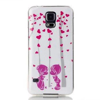 Samsung Galaxy S5 TPU Hoesje Under the Love Tree