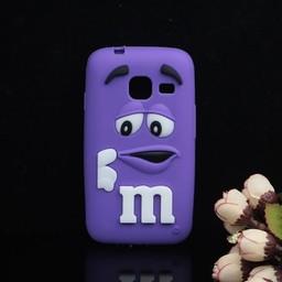 Samsung Galaxy Mini J1 (2016) M&M Paars
