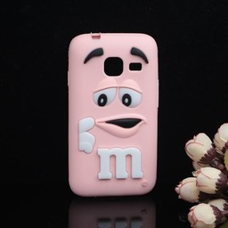 Samsung Galaxy Mini J1 (2016) M&M rose