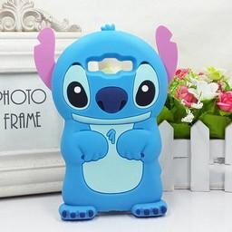 Samsung Galaxy J5 Siliconen hoesje Stitch