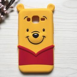 Samsung Galaxy Core Prime Siliconen hoesje Winnie the Pooh