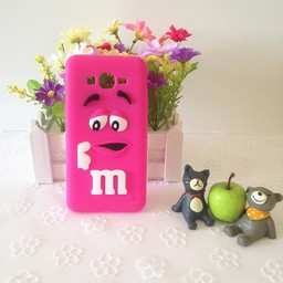 Samsung Galaxy J3 (2016) siliconen hoesjes M&M Rose