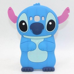 Samsung Galaxy J3 (2016) siliconen hoesje Stitch