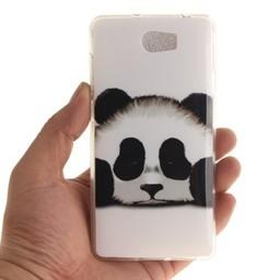 Huawei Y5 II  TPU hoesjes Panda beer