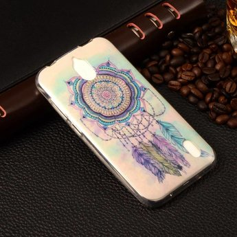 Huawei Ascend Y625 TPU hoesjes Droowvanger 1