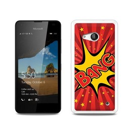 Microsoft Lumia 550 hoesje BANG