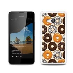 Microsoft Lumia 550 hoesje  DONUTS
