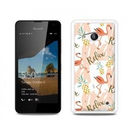 Microsoft Lumia 550 hoesje   RELAX