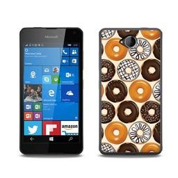 Microsoft Lumia 650 hoesje DONUTS