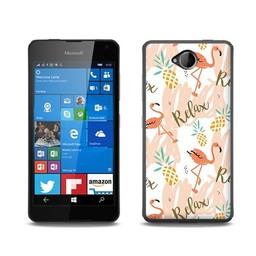 Microsoft Lumia 650 hoesje RELAX