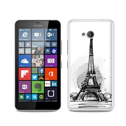 Microsoft Lumia 640 hoesje PARIS