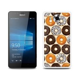 Microsoft Lumia 950 hoesje DONUTS