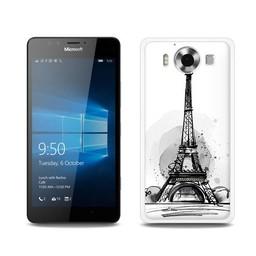 Microsoft Lumia 950 hoesje  PARIS
