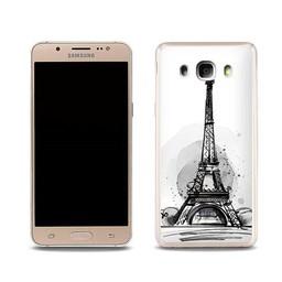 Samsung Galaxy J5 (2016) TPU Hoesje PARIS