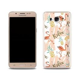 Samsung Galaxy J5 (2016) TPU Hoesje RELAX