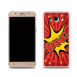 Samsung Galaxy J5 (2016) TPU Hoesje BANG