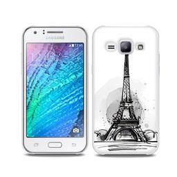 Samsung Galaxy J5 TPU Hoesje PARIS